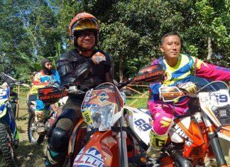 Kenalkan Wisata Kediri, Ratusan Rider se-Indonesia Susuri Jalur Pedesaan Mojo