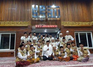 Safari Ramadhan, Ini Pesan Walikota Kediri Untuk Masjid Al Khalid