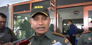 Korem 082/CPYJ Kembali Tegaskan Netralitas TNI di Pemilu 2019