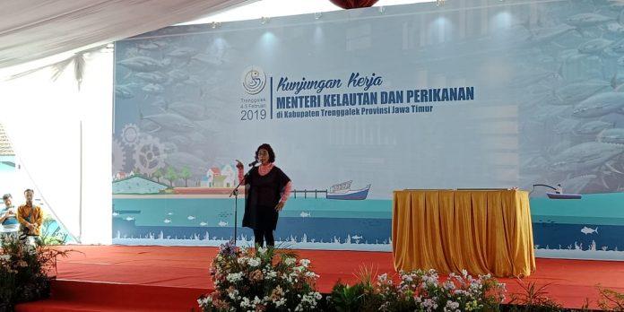 Menteri Susi Tolak Permintaan Pemecah Gelombang Nelayan Teluk Prigi