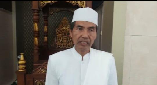 KH. dr. Syafi'i. Ketua MUI kabupaten trenggalek / istimewa
