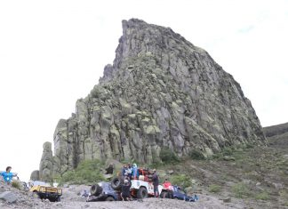 Pesona Gunung Kelud Pukau Rombongan MITF dari 14 Negara
