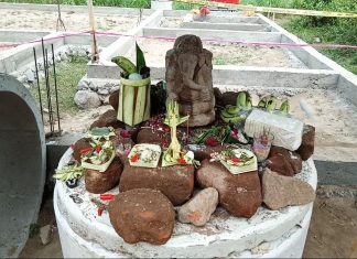 Arca Ganesha