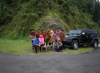 Obyek Wisata Kabupaten Kediri Dipadati Pengunjung Selama Lebaran