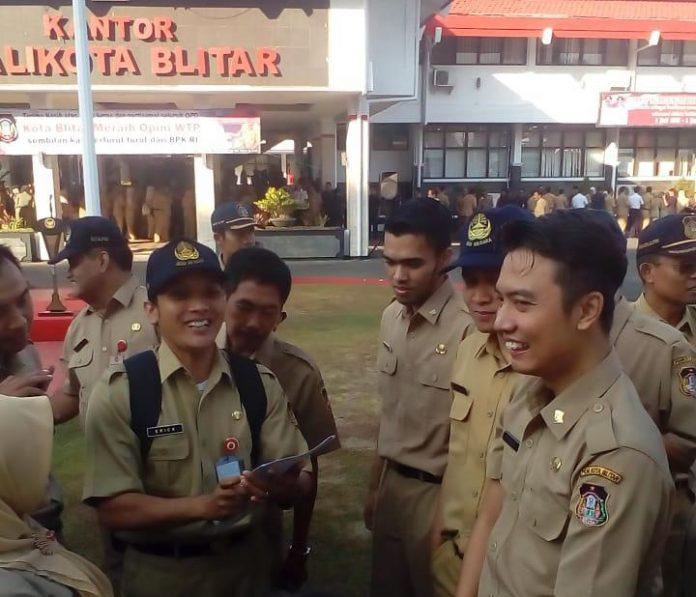 Pemkot Blitar Wajibkan Pegawainya Silaturahmi ke Purna PNS