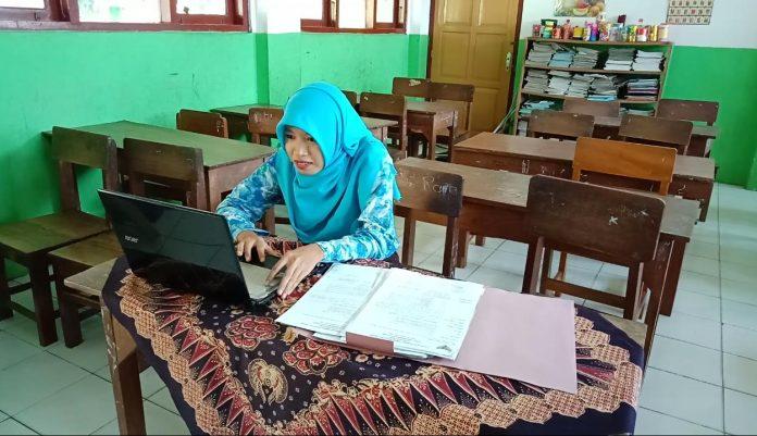 Pendaftaran PPDB di SDn Bandar Kidul 2
