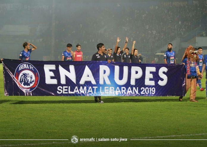 150 Juta, Arema FC Kembali Disanksi Komdis PSSI