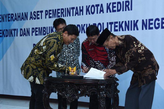 Akhirnya Poltek Kediri Menjadi Bagian Dari Polinema Malang