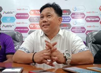 Budiardjo Thalib usai laga melawan Persewar Waropen di pekan ke 5 Liga 2 PSSI 2019