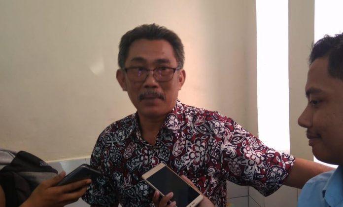 Didik Eka, Kasi P2M Dinas Kesehatan Kabupaten Tulungagung