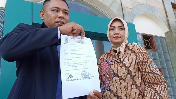 Hakim PA Kota Kediri Dilaporkan Ke Bawas, Diduga Langgar Kode Etik