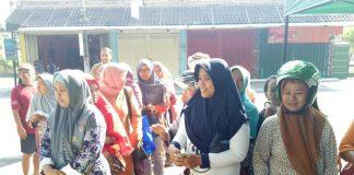 Harga Cabai Tembus Rp. 62 Ribu, BI Kediri dan TPID gelar Operasi Pasar Murni