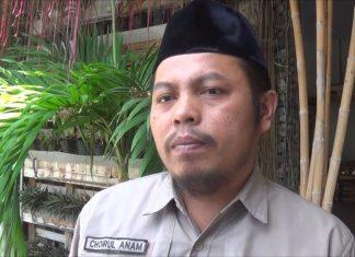 Ketua KPU Provinsi Jawa Timur Choirul Anam