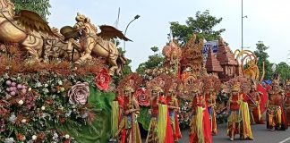 Pekan Budaya Kabupaten Kediri Menjadi Magnet Wisatawan Asing