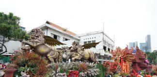 Penampilan Gudang Garam di Surabaya