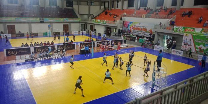 Voli Kota Kediri vs Sumenep