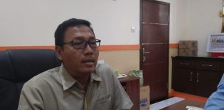 Kepala Bulog Sub Divre Tulungagung, Krisna Murtianto