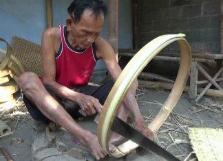 Tampah Bambu