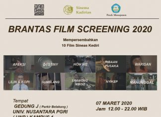 Brantas Film Screening